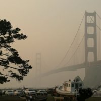 Smoke blankets Bay Area as residents forced to don masks to breathe