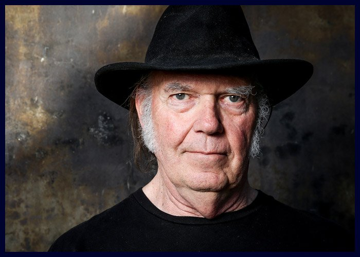 Neil Young Reiterates He Doesn't Want Trump Using His Music
