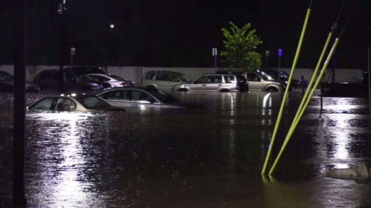 Strong storm brings flash flooding, tornadoes, damaging winds to East Coast