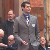 Zach Wahls, who went viral defending his lesbian moms in speech, wins Iowa state Senate seat