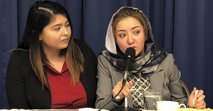 Uighur woman details horrific abuse in China internment camp