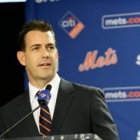 Brodie Van Wagenen Arrives at G.M. Meetings With Reversed Role