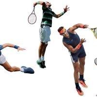 Who Has the Best Shots in Men's Tennis?