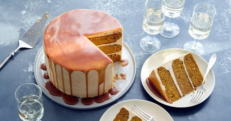 Not Everyone Loves Pie. For Them, There's Cake.
