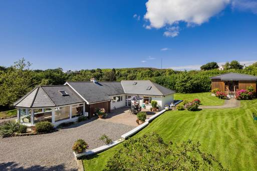 Four Dublin homes with garden rooms currently on the market