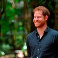 The day Prince Harry told me off for wearing trainers to Buckingham Palace