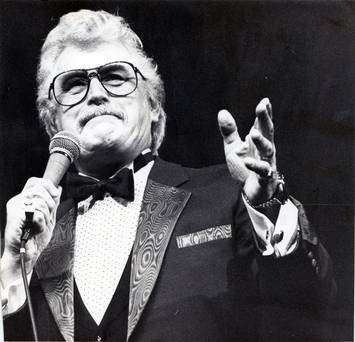 Curtain comes down for the much-loved 'king of cabaret' Sonny Knowles