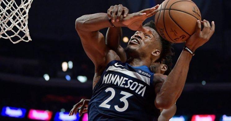 Jimmy Butler Set to Join 76ers, as Timberwolves Move to End Chaos With a Trade