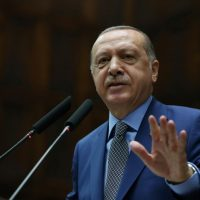 Erdogan says other countries cannot extract gas in Turkish, N.Cyprus waters