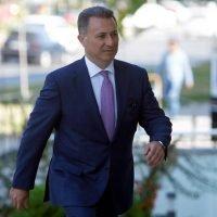 Ex-Macedonia PM Gruevski sought asylum at Hungarian embassy outside Macedonia