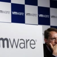 Software firm VMware's revenue rises 13.5 percent