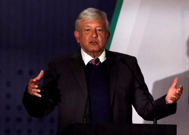 Incoming Mexican president: 'neo-liberal' oil plan shelved