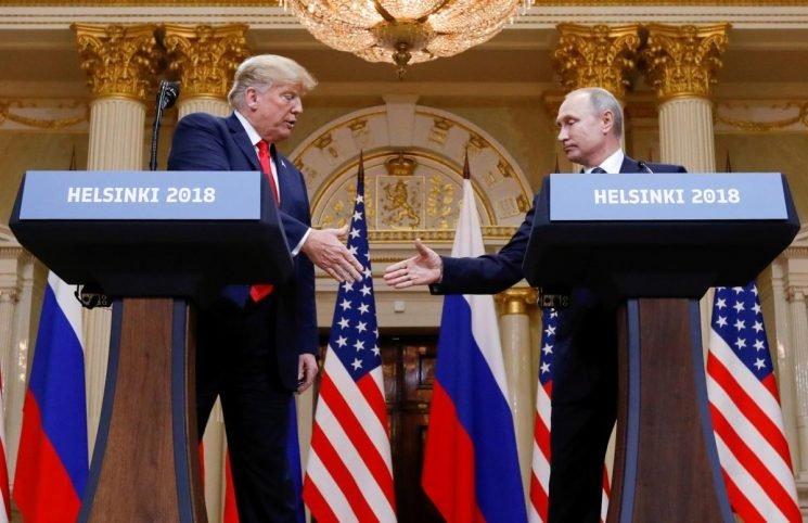 Putin and Trump to meet briefly in Paris: Kremlin