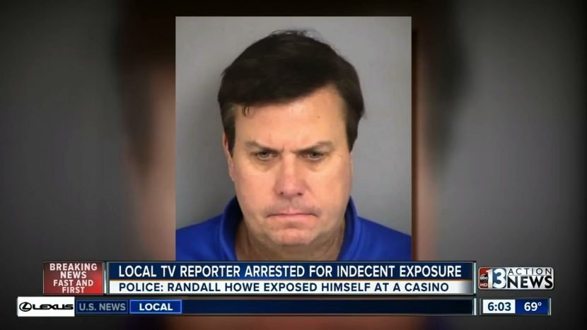 Las Vegas Sportscaster Arrested For Allegedly Masturbating At Bar, Says He Was Scratching A Rash