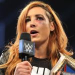WWE SmackDown champion Becky Lynch out of Survivor Series