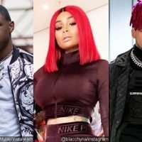 Blac Chyna's Ex Appears to Slam Her for Dating Rapper Kid Buu: Calm Down Your P***y