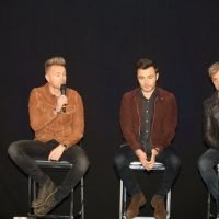 Westlife Has Recorded First Song Together Since Reunion Announcement