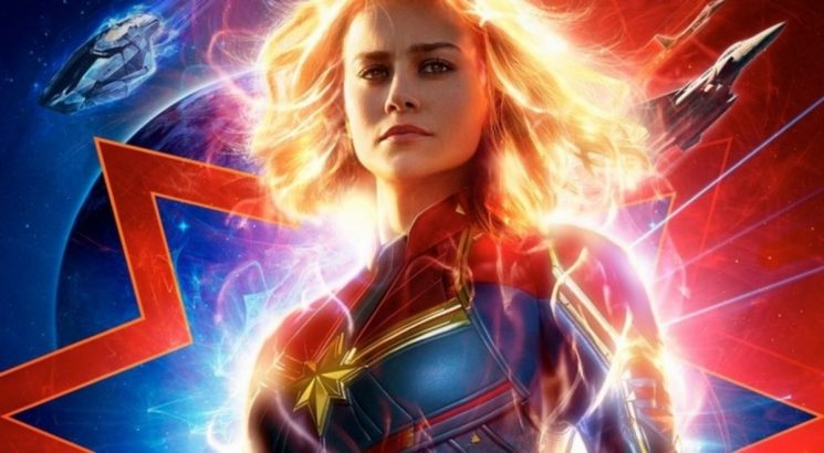 The 'Captain Marvel' Trailer Is Everything You've Ever Wanted & More