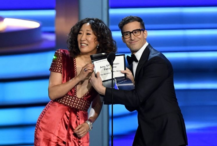 Who's Hosting The 2019 Golden Globes? Andy Samberg & Sandra Oh Are Taking The Stage