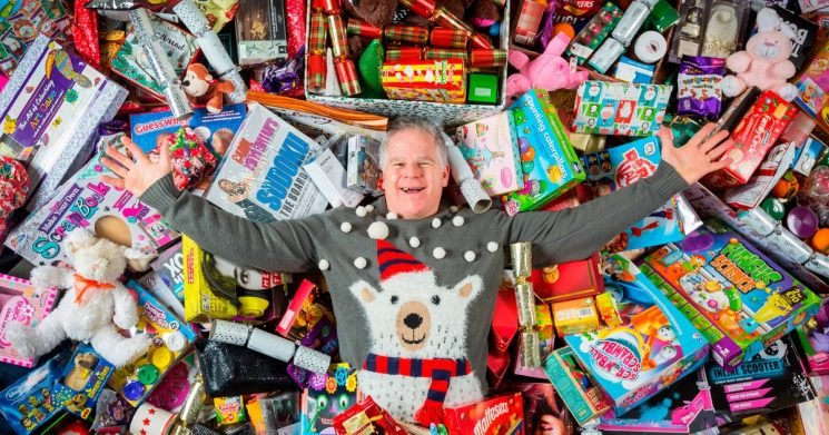 Meet the kind-hearted crew who transform Christmas for those less fortunate