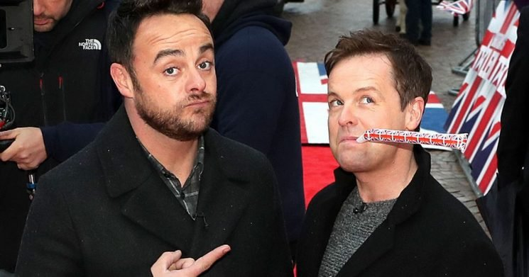 Ant McPartlin to stage epic TV comeback with Britain's Got Talent 2019