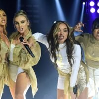 Sexiest Jingle Bell Ball ever as Cheryl wows and Little Mix grope each other