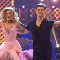 Strictly Come Dancing's Ashley Roberts' perfect score as Melody Thornton cries