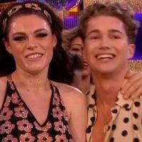 Strictly's Lauren Steadman in tears after making massive mistake
