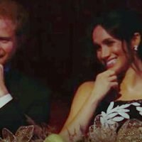 Royal Variety Performance viewers spot sign Meghan Markle was baffled by joke