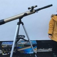Mum furious after £50 telescope for son fails to show moon and Saturn