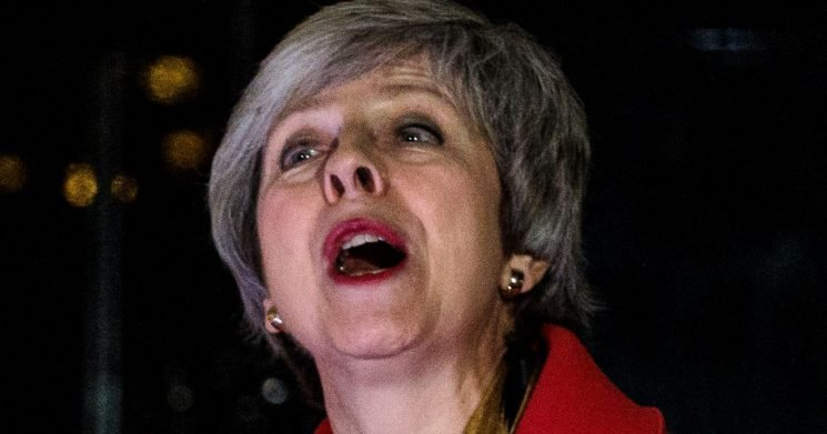 Voice of the Mirror – 'History will judge Theresa May's dishonesty'