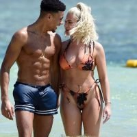 Wes Nelson shuns Dancing on Ice for raunchy sun-kissed frolicking with Megan