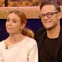 Strictly's Kevin Clifton mentions the l-word as he opens up about Stacey