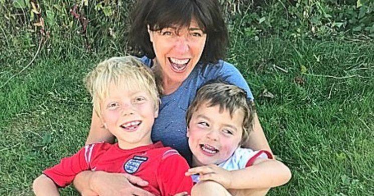 Cancer mum given 6 months to live is 'symptom-free after finding trial online'