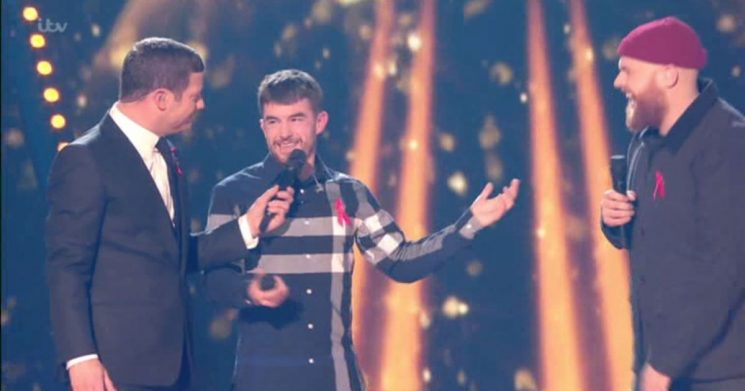 Dermot O'Leary makes sly dig at Anthony Russell after major X Factor warning
