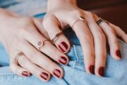 How to Stop Dark Nail Polish Colors from Staining Your Nails