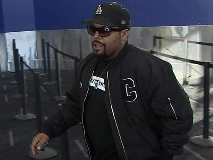 Ice Cube Hopes Lamar Odom Joins BIG3, 'He's Still Gotta Try Out'