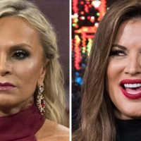 'RHOC' Star Emily Simpson Wishes Tamra Judge a Happy Holidays in the Most Savage Way Possible