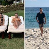 Kourtney K, Sofia Richie & Scott Disick Vacation Together in Mexico