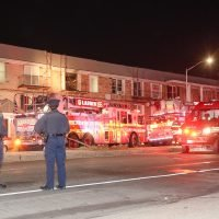 Queens apartment blaze kills teen, injures mom and neighbor