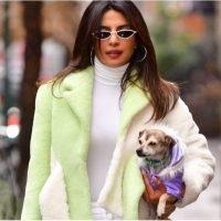Priyanka Chopra's Twist on Winter White Is Everything We Need to Warm Us Up