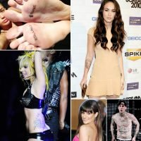 The Wildest Celebrity Body Ink