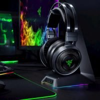 Can a pair of headphones replace a full surround sound setup?