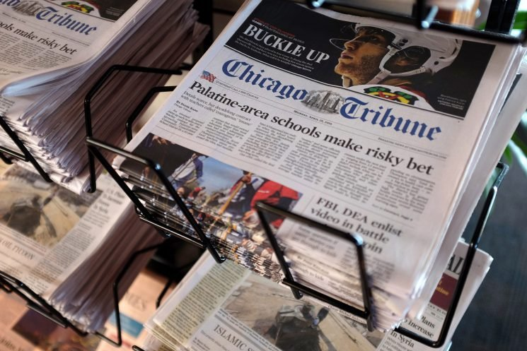 McClatchy is struggling to close Tribune Publishing sale