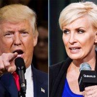 Trump rips Mika Brezinski for 'butt boy' dig against Mike Pompeo