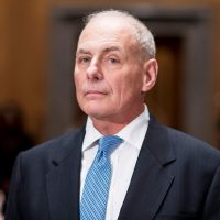 How John Kelly could stay on as Trump's chief of staff