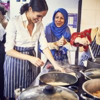 Meghan Markle's great-great-great grandmother used to cook for the Royal Family