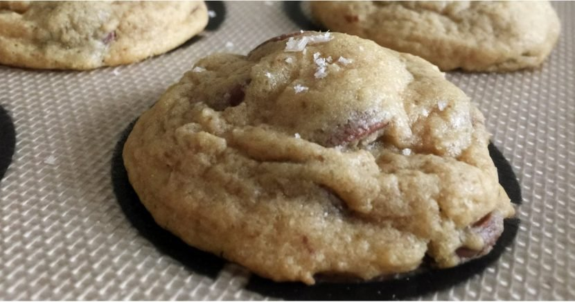 The Only Chocolate Chip Cookie Recipe You'll Need For the Rest of Your Life