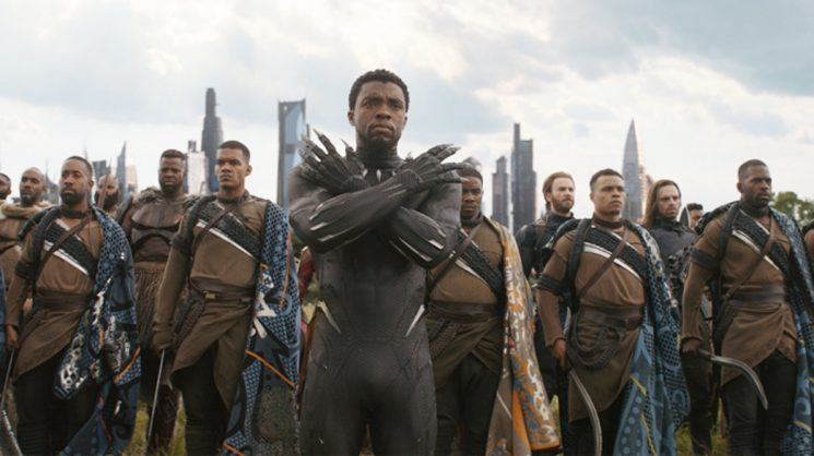 'Black Panther's 2019 Golden Globe Nominations Prove Wakanda Really Is Forever