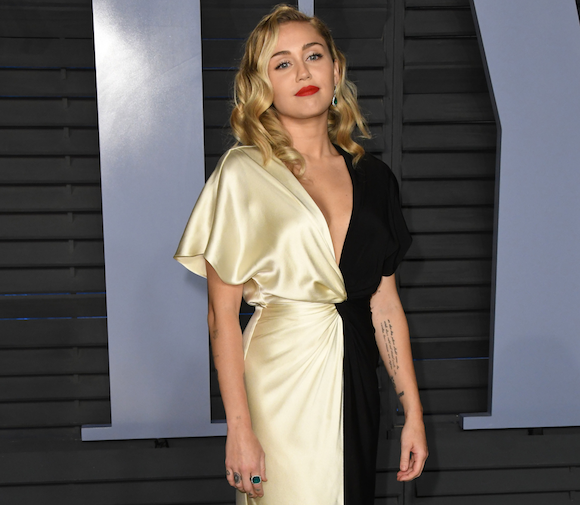 Miley Cyrus Had A 'Strange Premonition' About Her Home Burning Down